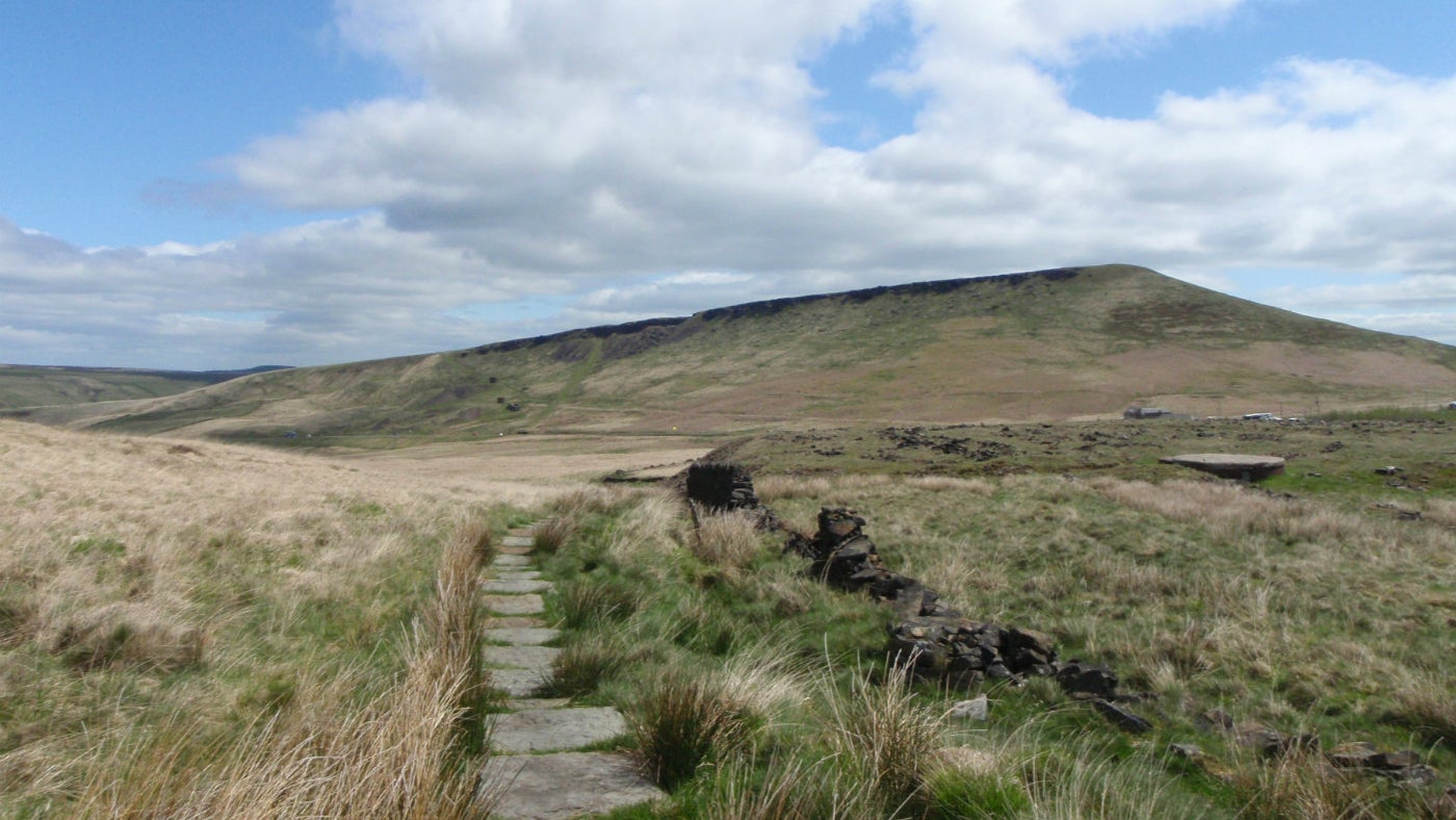 Pule Hill, Marsden Moor, West Yorkshire