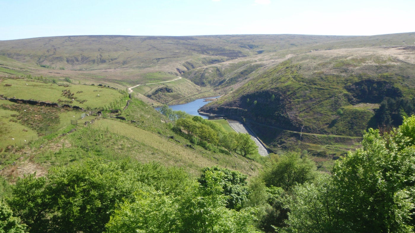 Wessenden Valley, Marsden Moor, West Yorkshire