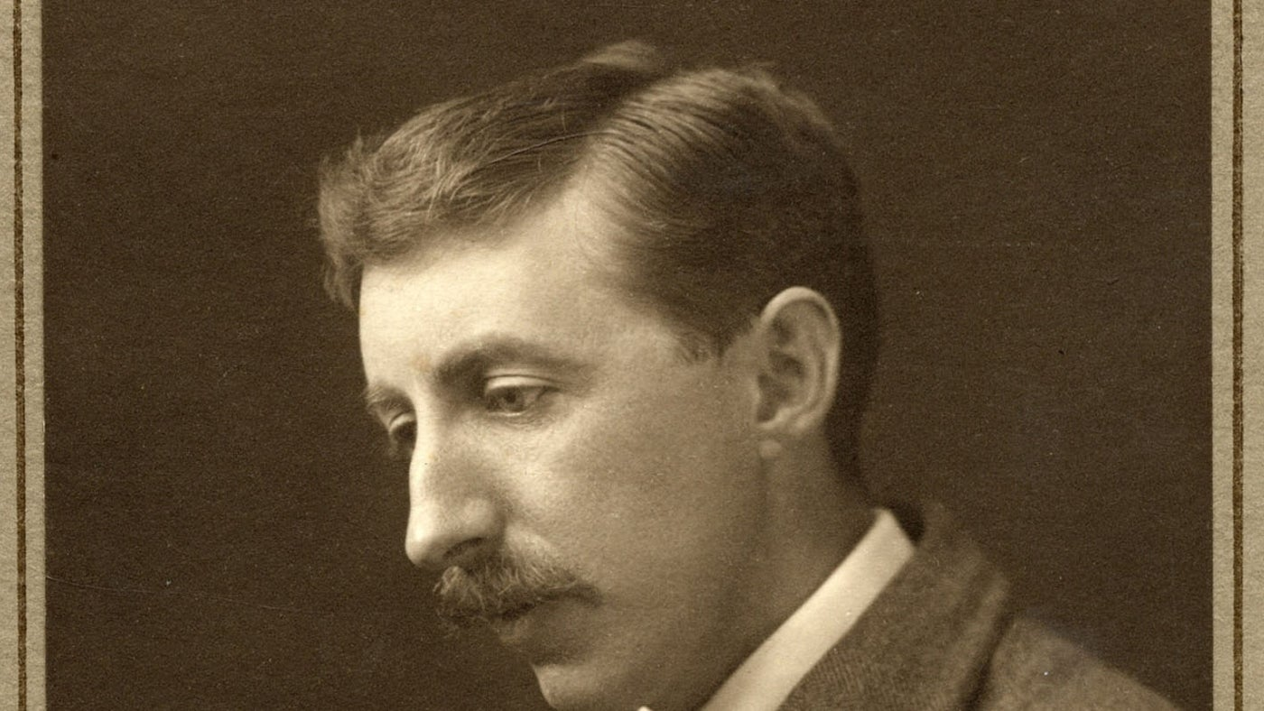 An image of E M Forster