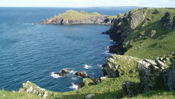 The Rumps at Pentire headland near Polzeath