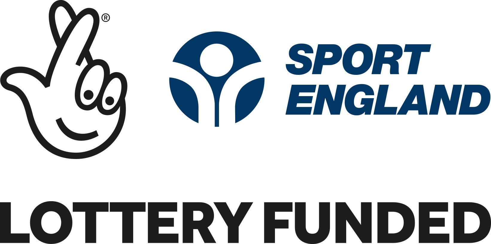 Sport England and Lottery Funded