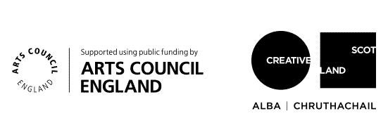 National Lottery through Creative Scotland and Arts Council England