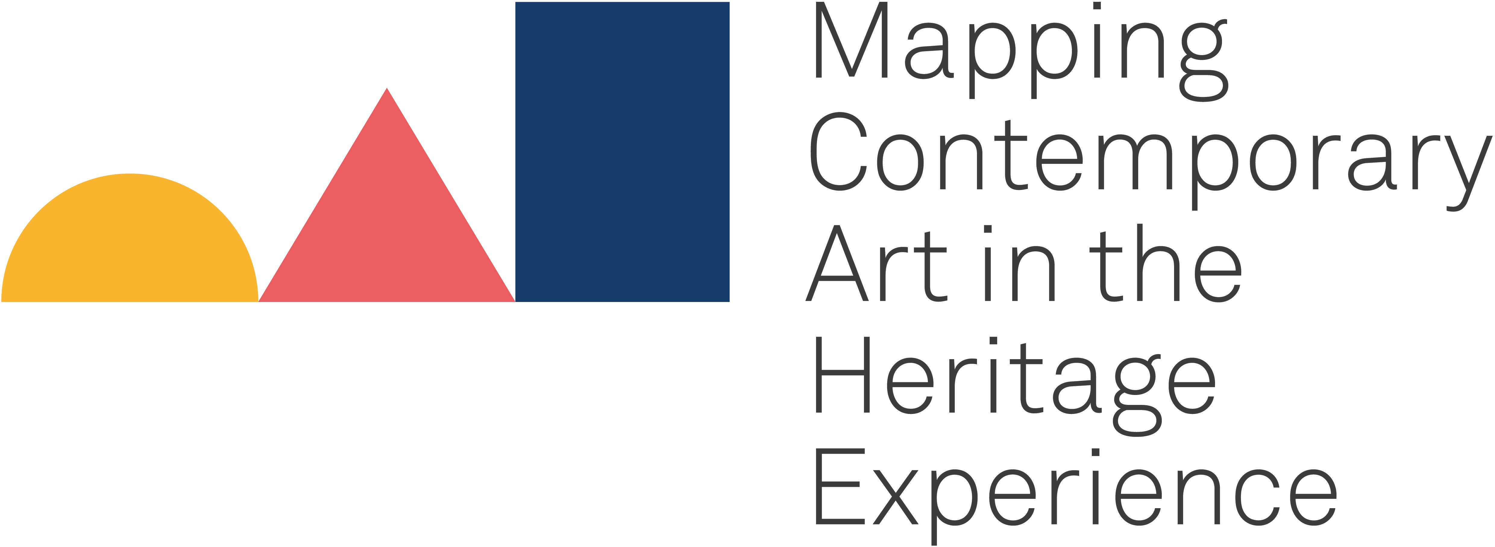 Mapping Contemporary Art in the Heritage Experience
