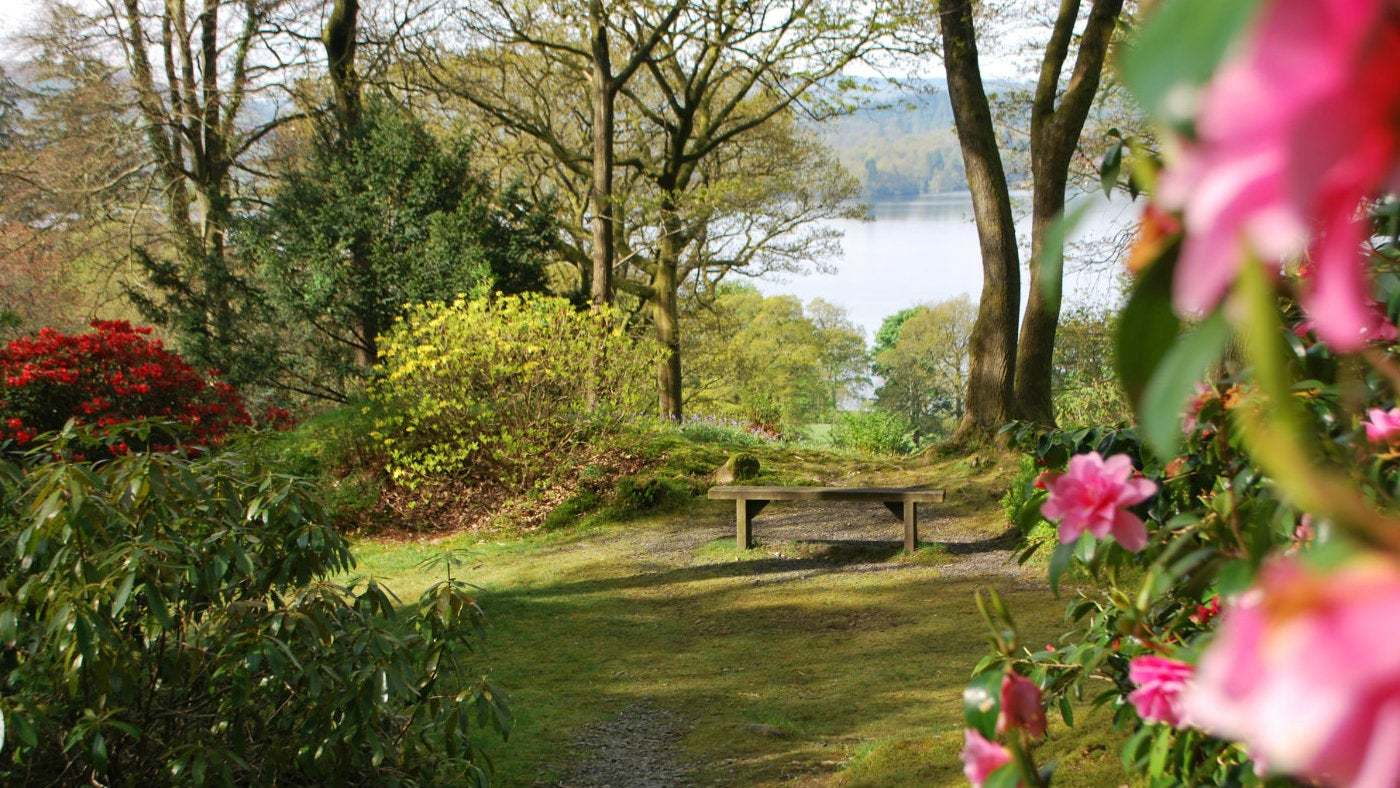 Escape To Stagshaw Gardens