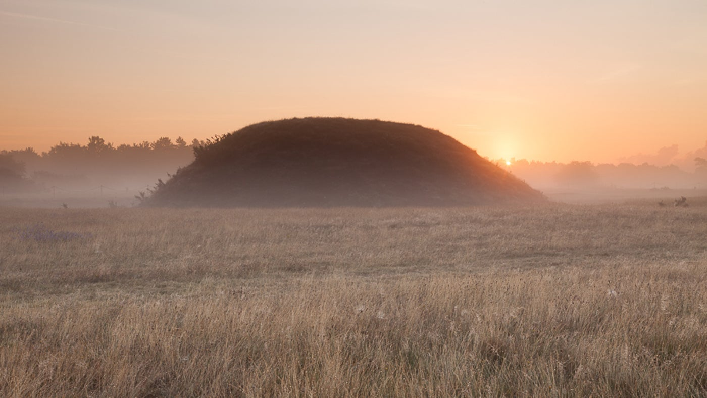 Sutton hoo appeal national trust for The sutton