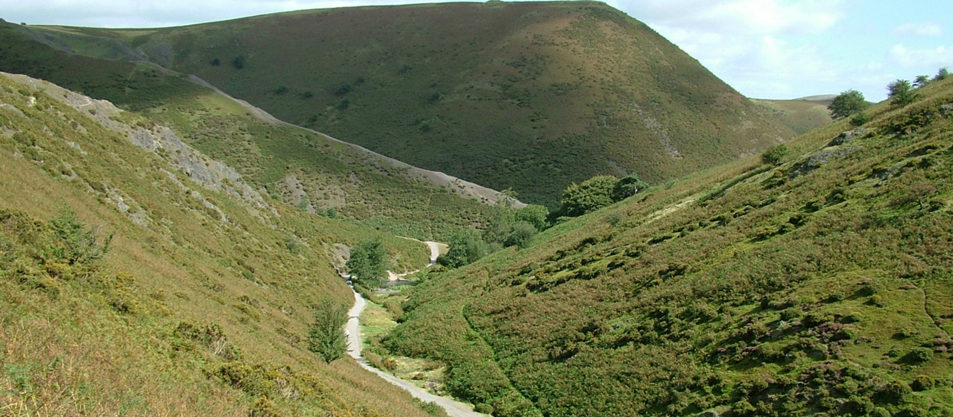 The Pipe Walk at Carding Mill Valley | National Trust