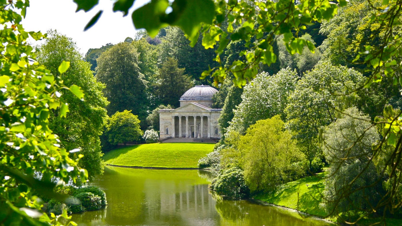 The Importance Of The Iconic Pantheon At Stourhead