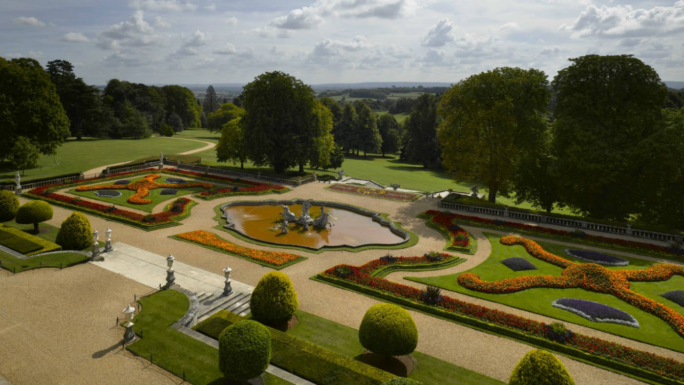 The Parterre at Waddesdon Manor | National Trust