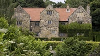 The seventeenth-century manor house, Washington Old Hall, Tyne & Wear