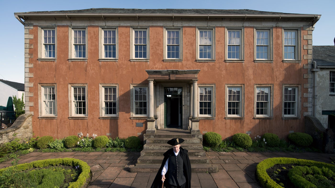 The home of william wordsworth wordsworth house cumbria for House and home